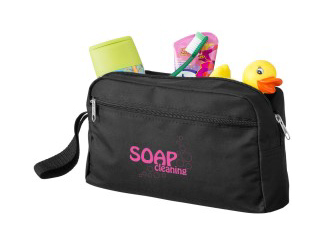 Transit Toiletry Bag Black (300D Polyester) CDDP-11996800
