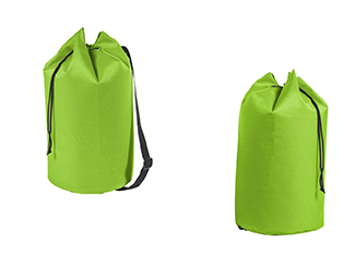 Montana sailor bag, apple green