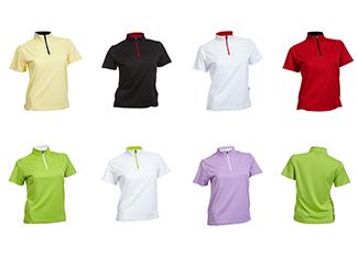 Round Neck Shirt Unisex CDO-QD21