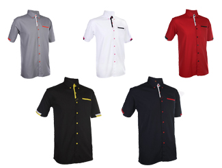 F1 Uniform Unisex CDO-F126