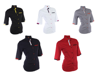 F1 Uniform Female CDO-F127