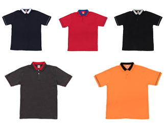 Cotton Interlock T-Shirt Unisex CDO-CI12