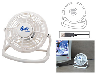 Mini USB Drive Fan CD-UT3893I