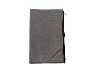 Nator Travel Wallet, Grey (600D Polyester) CDDP-20170301