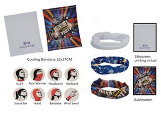 Cooling Bandana CD-UT3606I