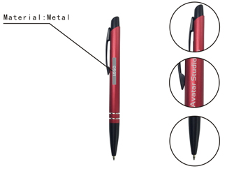 Deluxe Metal Ball Pen CD-UT1502I
