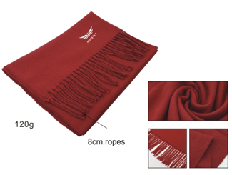 China Red Scarf CD-UT3637I