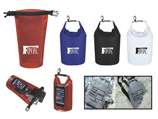 2L Waterproof Dry Bag with Window CD-UT3666I