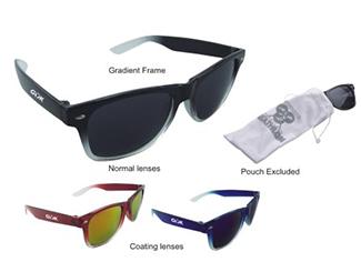 Gradient Frame Sunglasses CD-UT3673I