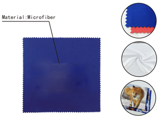 Microfiber Cleaning Cloth CD-UT3676I