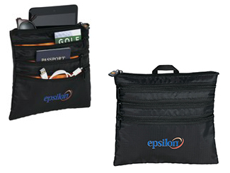 BRIGHTtravels Seat Pack Organizer (Ripstop Pol) CDDP-7007-13