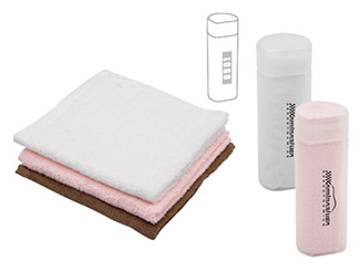 Portable Towel with Tube CD-UT3903I