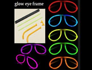 Glow-in-dark Eye Glass CDHG-CNK0019