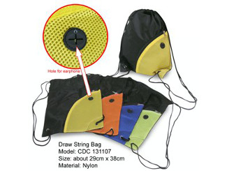 Drawstring bag CD-CDC-131107