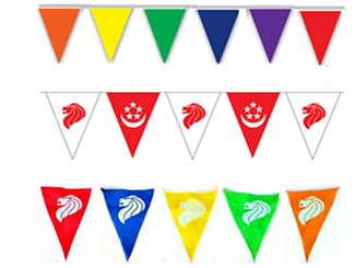 NDP Polyester Flag CDHG-EDS0009