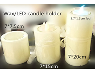 Wax/LED Candle Holder CDHG-EDS0019
