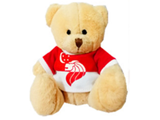 National Day Bear CD-TB-P02