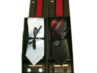 Silk Tie Set CDHG-PGT0040