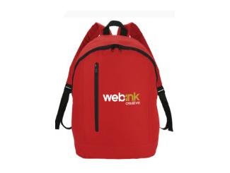 The Boulder Tablet Backpack SM-7157-RED