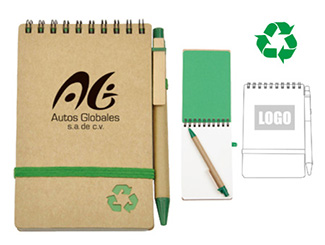 Recycled Notebook CD-UT1018I