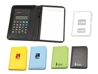 Wallet Memo Pad with Calculator CD-UT1022I