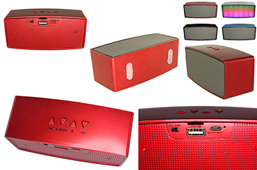 Bluetooth Speaker with LED Light CDN-BT-4797
