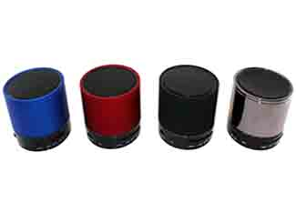 Bluetooth Speaker w/ LED light and FM Radio CDN-BT-4788