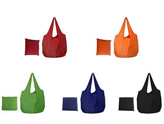 Foldable Nylon Tote Bag CDN-DB-4340
