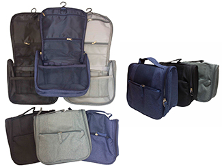 Hanging Toiletry Travel Pouch CDN-DB-2220