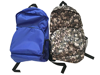 Foldable Polyester Travel Backpack CDN-DB-2836