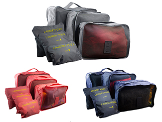 Bags in Bag Travel Organizer (6-in-1) CDN-DB-3040
