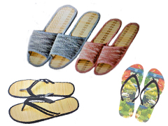 Footwear (Shoes/Sandals/Slippers)