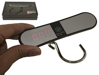 Digital Luggage Scale with Hook CDN-LS-65
