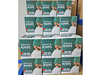 KN95 respirator mask CD-CVRM1008