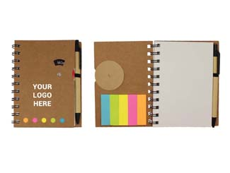 Eco-friendly Notebook (3-in-1) CDN-NB-7585
