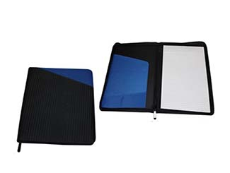 A4 Size Portfolio with Notepad CDN-P-2046