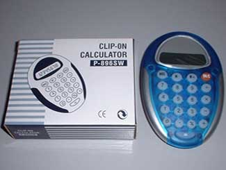 Calculator CDN-P-896W
