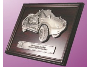 Pewter Plaques