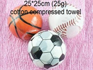 Cotton Compressed Towel CDHG-PGT0029