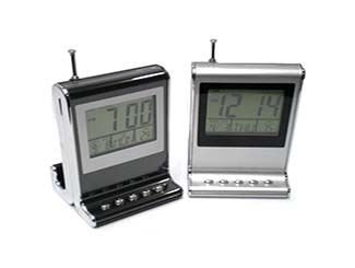 Radio with LCD Clock CDN-R-821