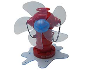 Fire Hydrant USB Fan CDN-USB-9001